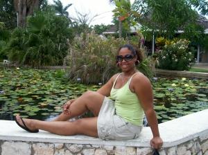 Me August '06- Jamaica