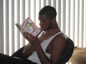 My Brother Reading