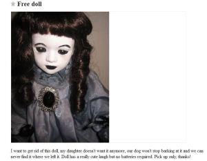 free doll